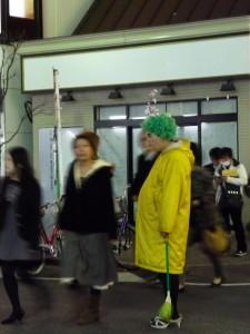 pazzi a tokyo
