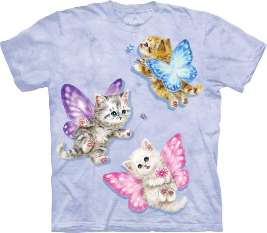 t shirt con gatti