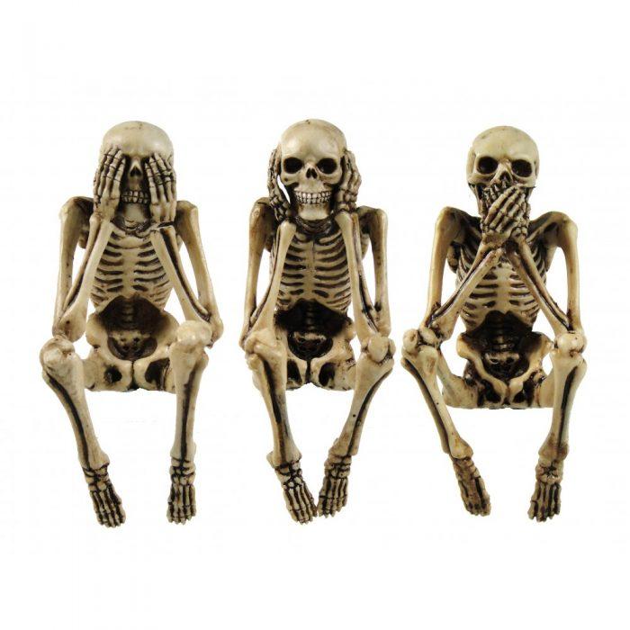 le tre scimmie