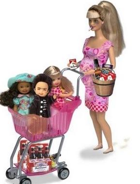 Barbie tossica