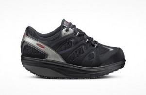mbt anti shoes Black