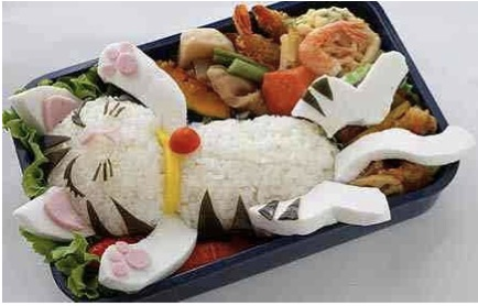 sushi cat