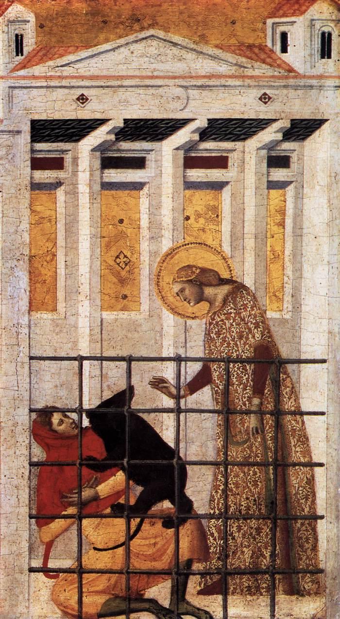 santa colomba giovanni baronzio