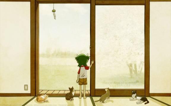 Il portinaio la finestra di fronte - Cosa vedo dalla mia finestra tema ...