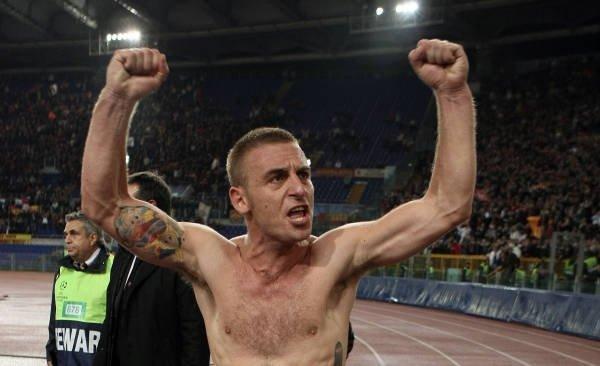 De Rossi tatuaggio teletubbies