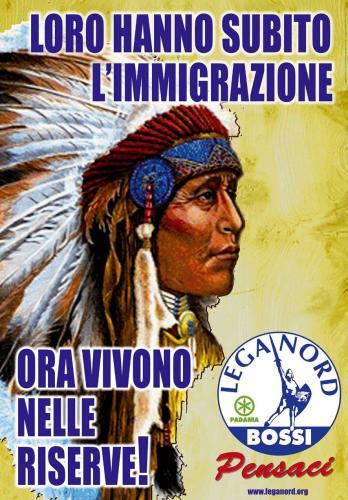 lega nord immigrazione