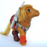 my little pony he man