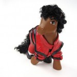 my little pony michael jackson