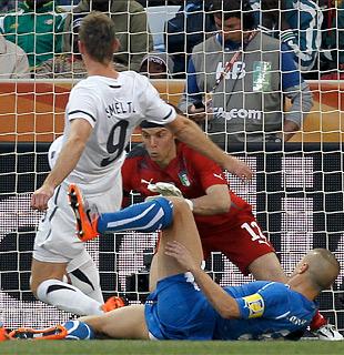 italia nuova zelanda goal