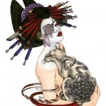 zoe lacchei geisha4