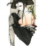 zoe lacchei geisha8