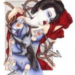 zoe lacchei geisha9