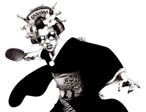 shoei otomo geisha