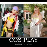 demotivational cosplay