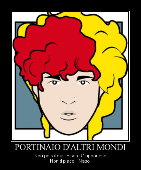 demotivational portinaio