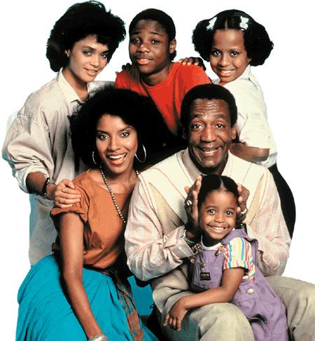 the cosby show la famiglia robinson