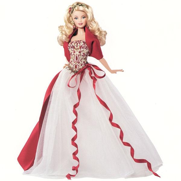 barbie magia delle feste 2010