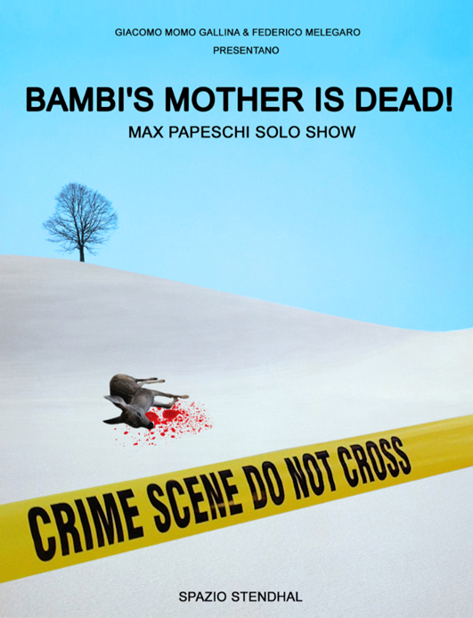 Bambis-Mother-is-Dead