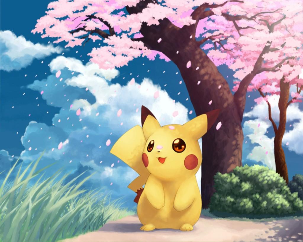 pikachu sakura