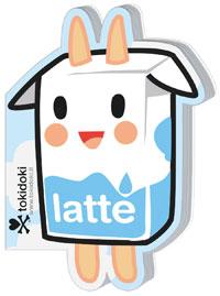 latte tokidoki