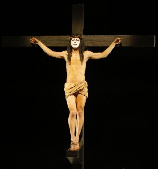 jesus christ kabuki star