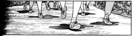 l'uomo che camminava jiro taniguchi
