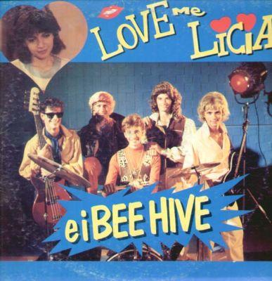 love me licia cover