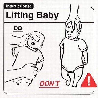 primi passi neonato