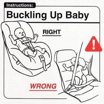 seggiolone neonato