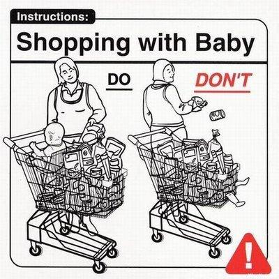 fare la spera per un neonato