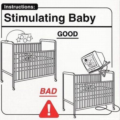 stimolare un neonato