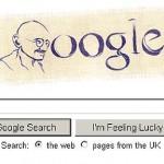 google Mahatma Ghandi