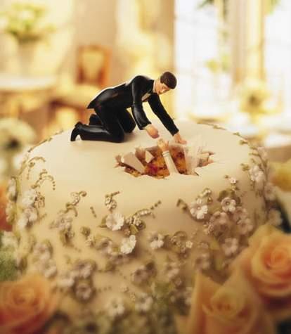 statuine sposi