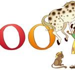 google doodle pippi