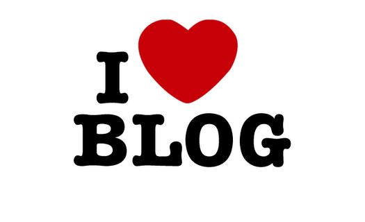 I love blog