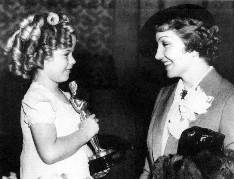 shirley temple oscar