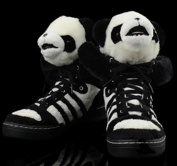 adidas bear panda