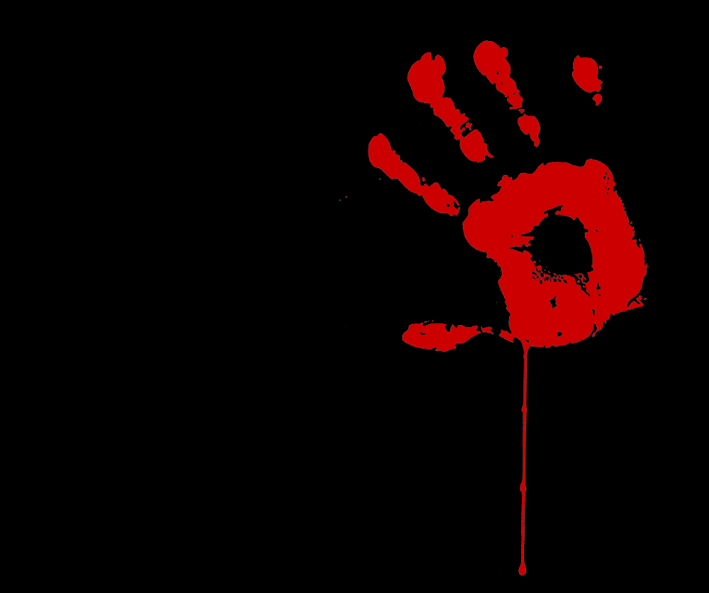 mani di sangue