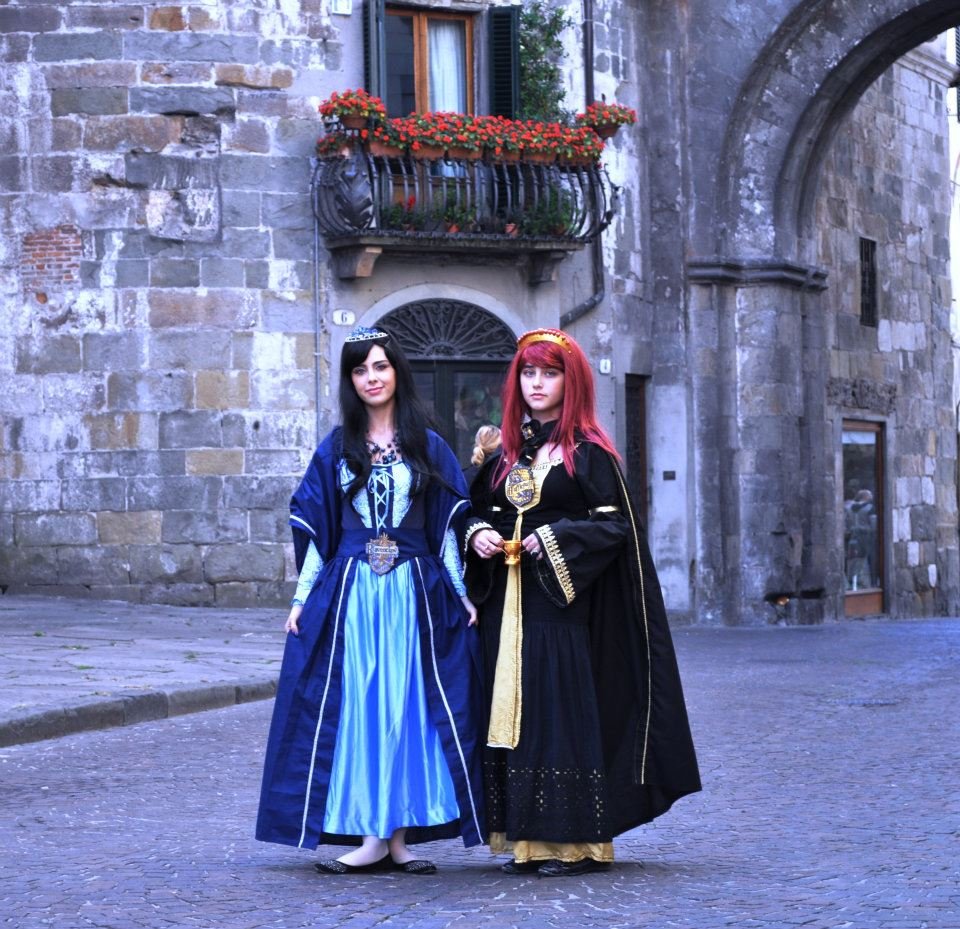 cosplayer lucca comics 2011