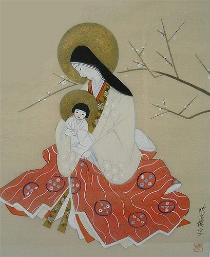madonna japan