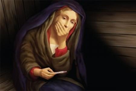 maria vergine test di gravidanza