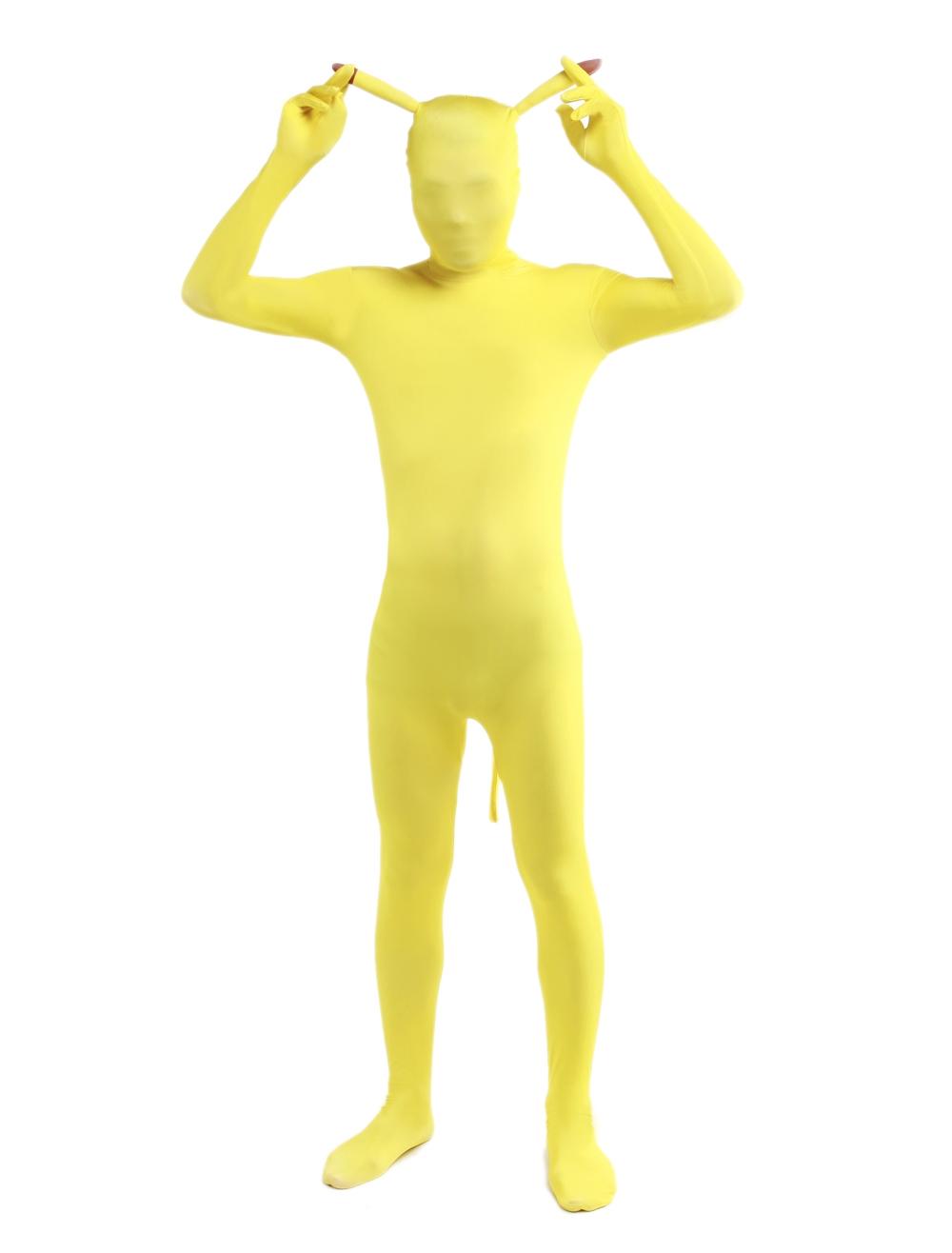 vestito di pikachu