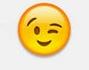 occhiolino emoticon