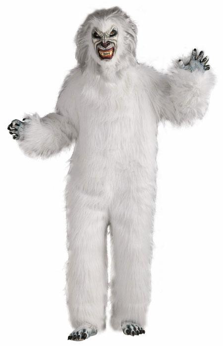 costume yeti