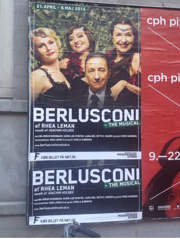 berlusconi il musical