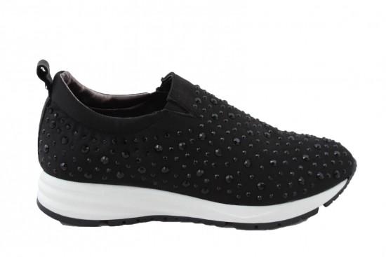 scarpe da ginnastica strass