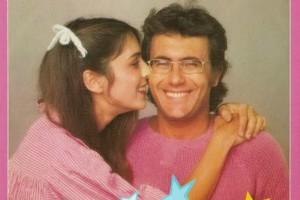 Felicità Albano e Romina