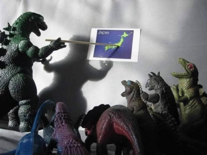 Godzilla Giappone