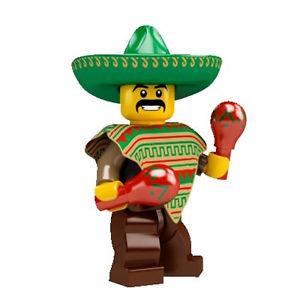 lego minifigures messicano