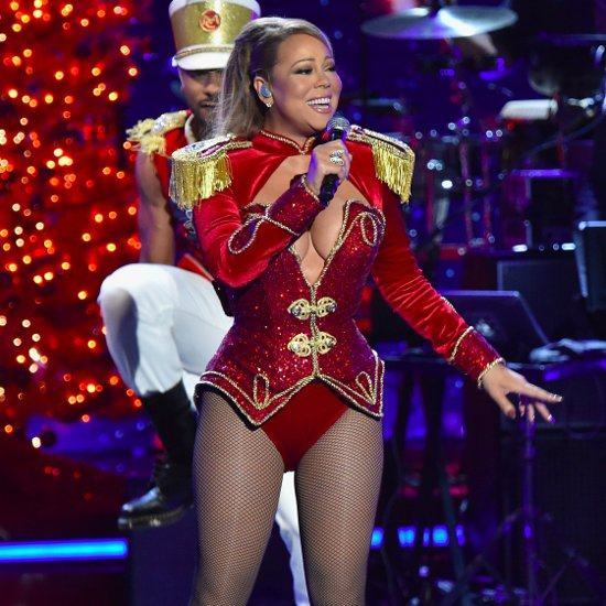 mariah carey all i wanto for christmas is you 2016